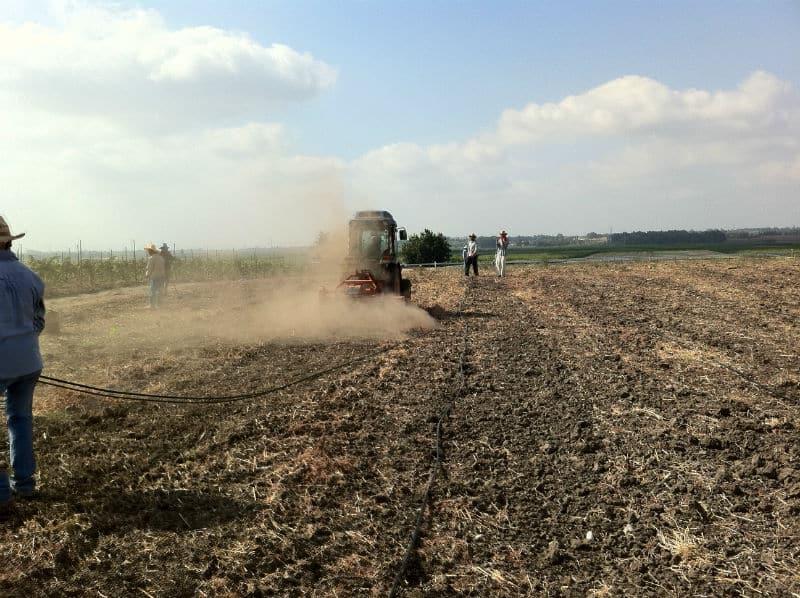 שינוי יעוד קרקע חקלאית